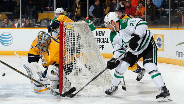 Dallas Stars vs Nashville Predators - Gratis NHL live stream