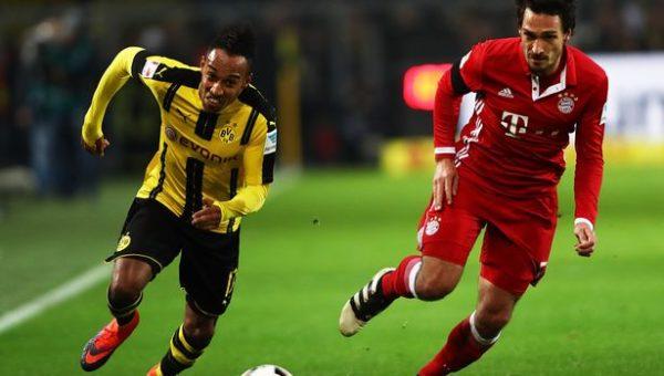Borussia Dortmund vs Bayern München