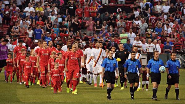 Gratis stream: AS Roma vs Napoli