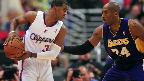 Gratis stream: Los Angeles Clippers vs Los Angeles Lakers