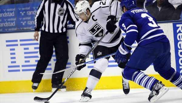 los angeles kings vs toronto maple leafs