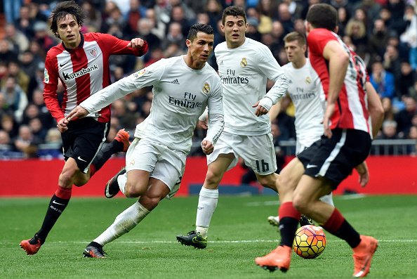 Real Madrid Vs Athletic Bilbao Live