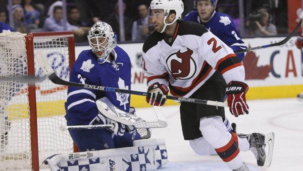 Toronto Maple Leafs vs New Jersey Devils