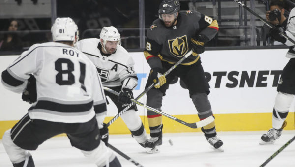 Vegas Golden Knights vs Los Angeles Kings