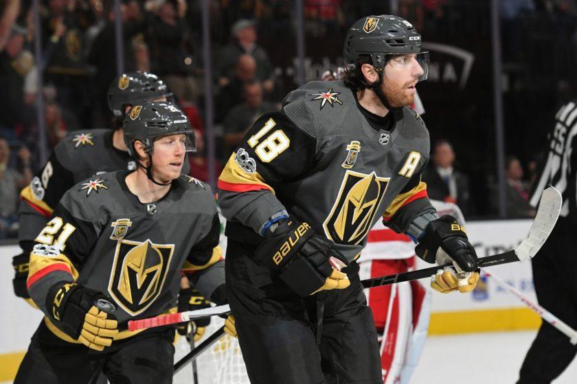Vegas Golden Knights vs Winnipeg Jets