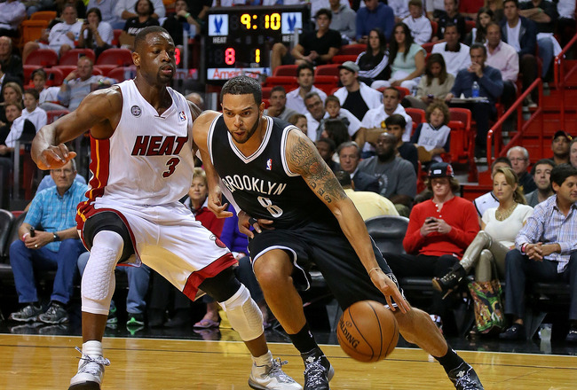 Brooklyn Nets vs Miami Heat