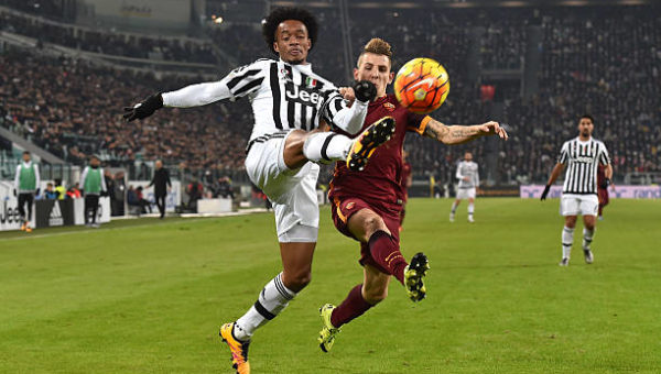 Juventus FC vs AS Roma