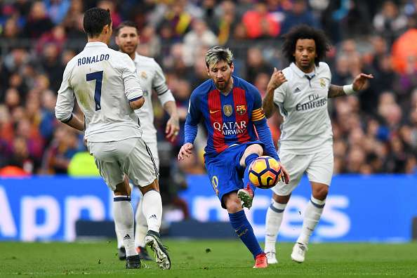 Fc Barcelona Vs Real Madrid Live