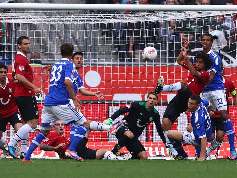 Schalke 04 vs Hannover 96