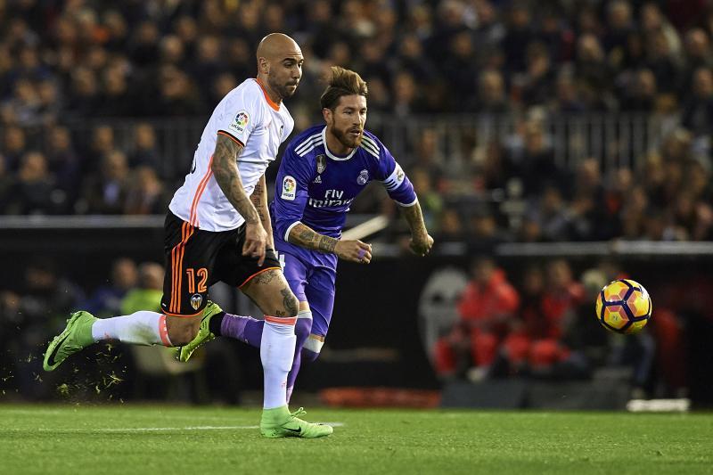 Valencia CF vs Real Madrid